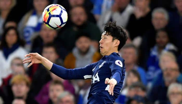 Spurs' Son keen to play at Asian Games, says SKorea coach