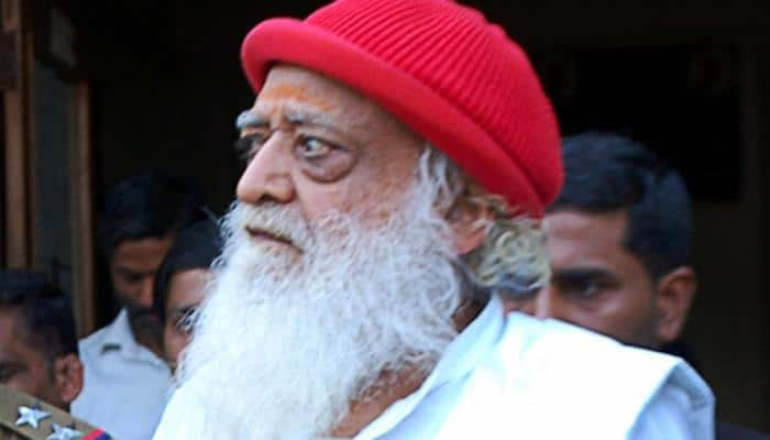Asaram held guilty by Jodhpur court for raping a 16-year-old girl at his ashram in 2013
