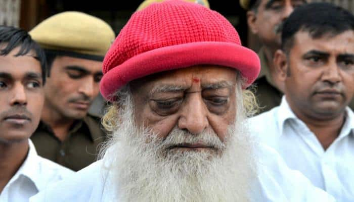 Asaram first laughed, then cried after hearing the sentencing, pleaded for leniency
