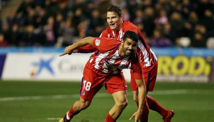 Diego Simeone calls Diego Costa for Atletico's Europa League semis against Arsenal