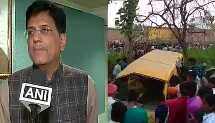 Impact of Kushinagar school bus accident: Railways to eliminate all unmanned level crossings by March 2020