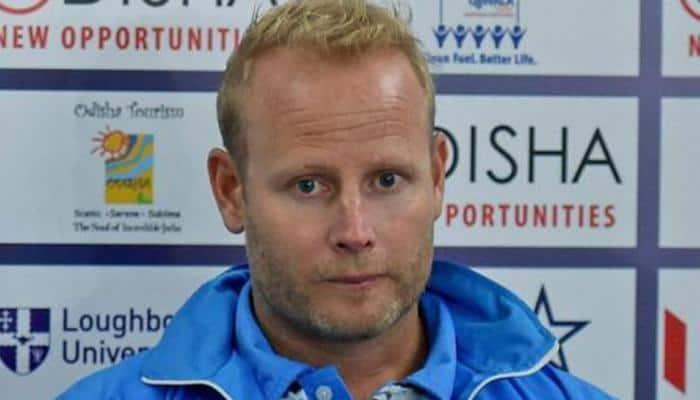 Exclusive: Sjoerd Marijne keeps his job with Hockey India, says David John