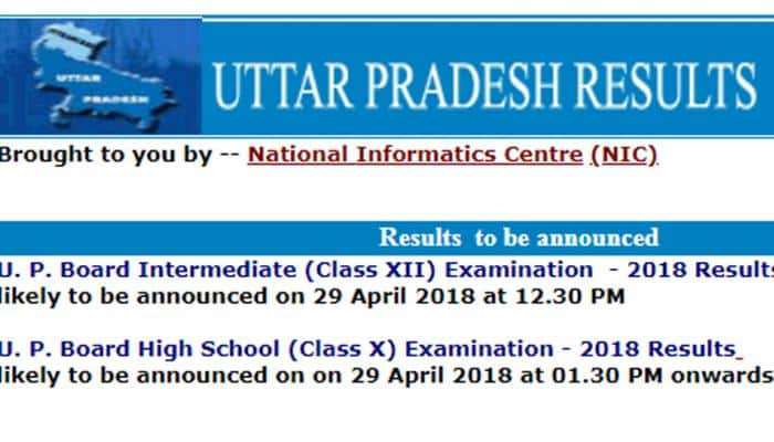 UPMSP declares Uttar Pradesh class 12 intermediate results, class 10 matric board results on upmsp.edu.in, upresults.nic.in