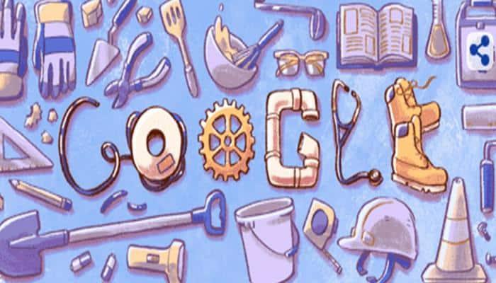 Google Doodle celebrates International Workers' Day 2018