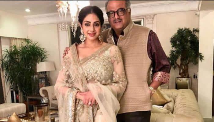 Boney Kapoor plans a film on Sridevi, registers three titles