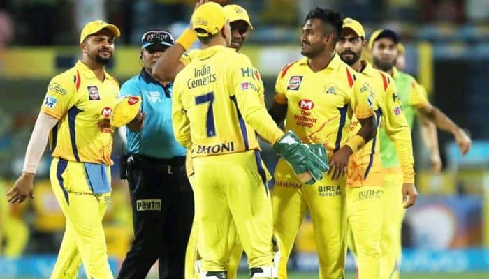 IPL 2018: Table-toppers CSK hot favourites against KKR