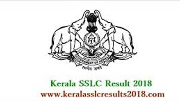 Kerala SSLC Class 10 Results 2018 out   Check now