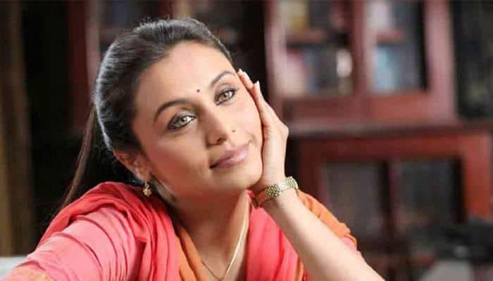 Don't blame personal life of actress for film's failure: Rani Mukerji