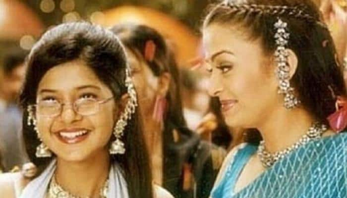 Jennifer Winget had once shared screen space with Aishwarya Rai and  Abhishek Bachchan-Watch | Television News | Zee News