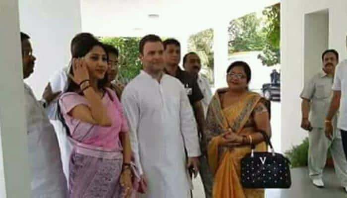 Rae Bareli Congress MLA Aditi Singh refutes marriage rumours with Rahul Gandhi, says he is 'rakhi' brother