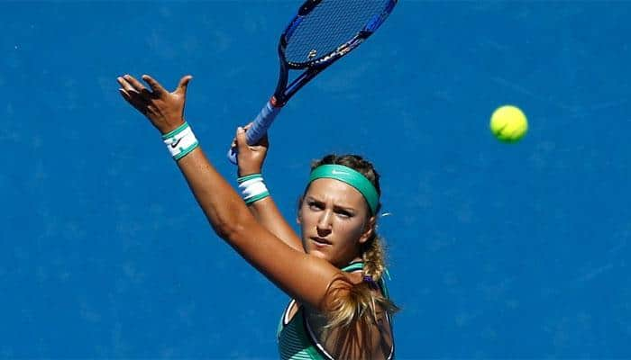Victoria Azarenka cruises into Round Two of Madrid Open