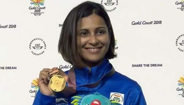 I have to work on my consistency, says shooter Heena Sidhu