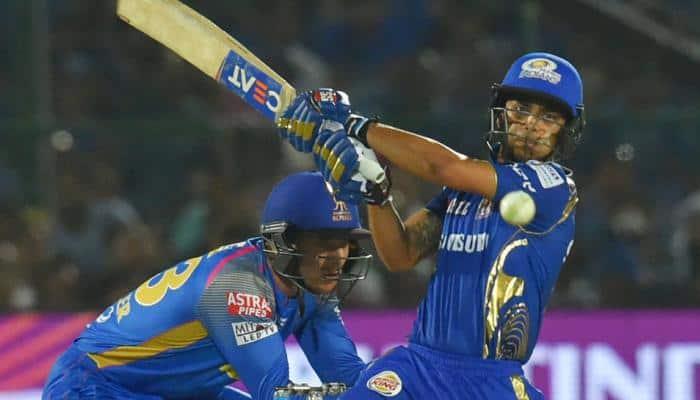 IPL 2018: Ishan Kishan, Ben Cutting show powers MI beat KKR by 102 runs