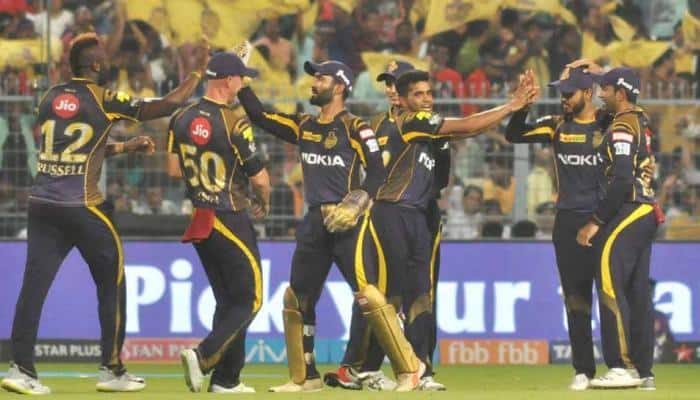 IPL 2018: MI go into top four, KKR shift to fifth spot on the points table