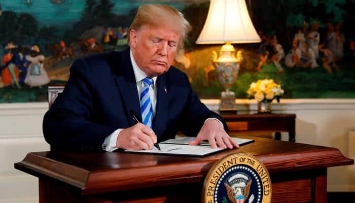 Not interested in Nobel prize, want victory for the world: US President Donald Trump