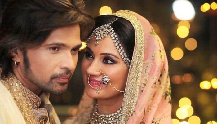 Himesh Reshammiya marries girlfriend Sonia Kapoor  — Wedding pics inside