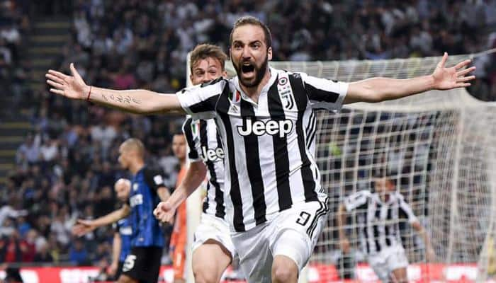 Juventus wrap up seventh straight Serie A title