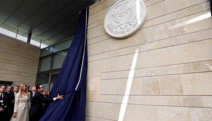 US opens new embassy in Jerusalem, Donald Trump call it 'a great day for Israel'