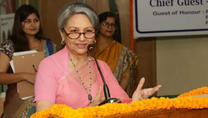 Satyajit Ray never made us memorise dialogues: Sharmila Tagore
