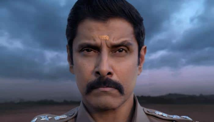 South superstar Chiyaan Vikram's 'Saamy Square' motion poster out—Watch