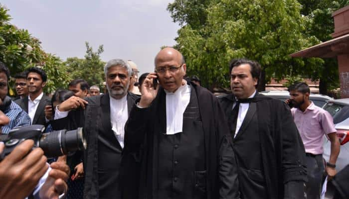 When SC judge AK Sikri cited a WhatsApp joke during Karnataka trust vote hearing