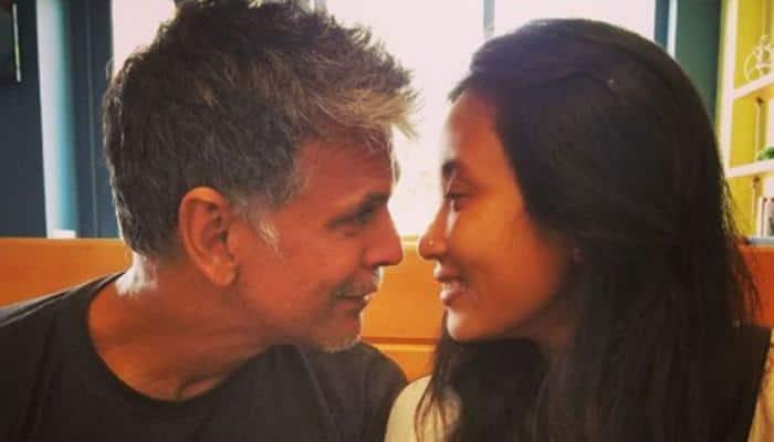 Milind Soman-Ankita Konwar's honeymoon pics prove they are total beach bums—Photos