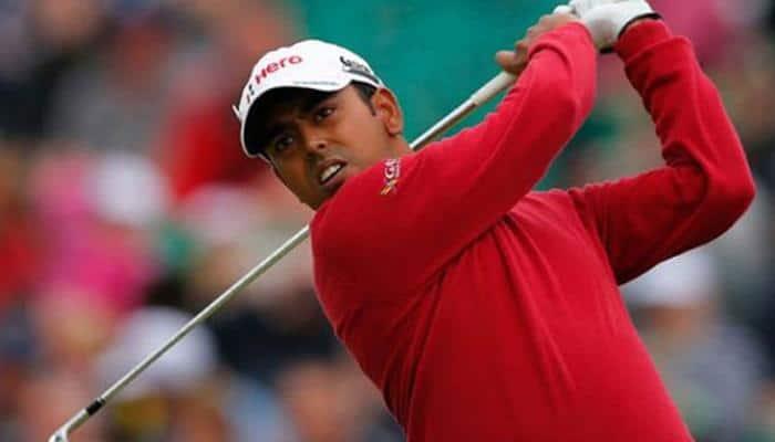 Anirban Lahiri opens with three-under 68 in Byron Nelson golf