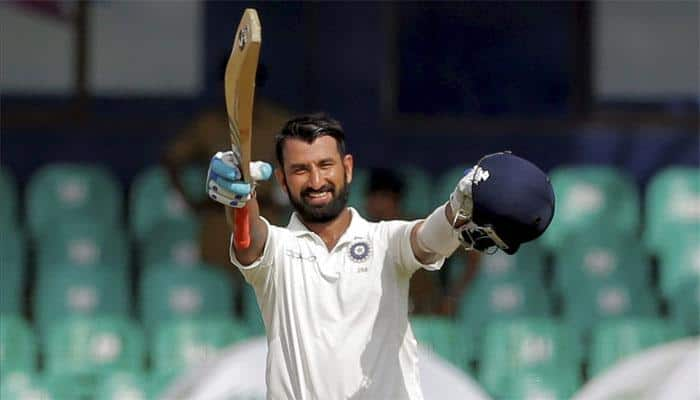 Cheteshwar Pujara gets some form back, scores 82 in Yorkshire's 328/4