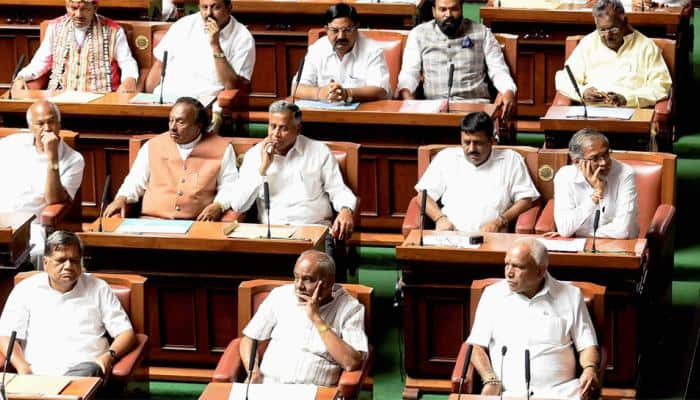 Yeddyurappa may resign before Karnataka trust vote if he feels he does not have the majority: Sources