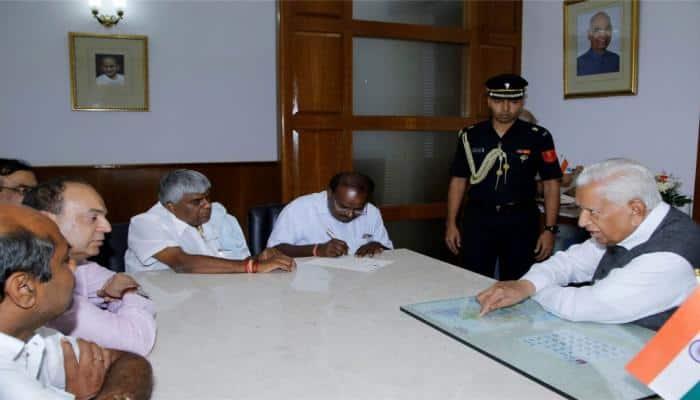 HD Kumaraswamy to take oath as Karnataka CM on May 23