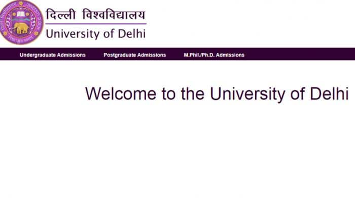 Delhi University announces free preparatory classes for PG entrance exams for economically weaker students
