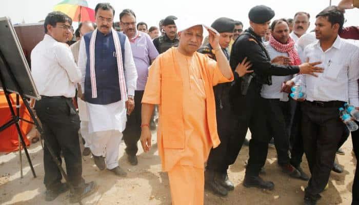 Yogi Adityanath announces dates for three 'shahi snan' of Kumbh 2019