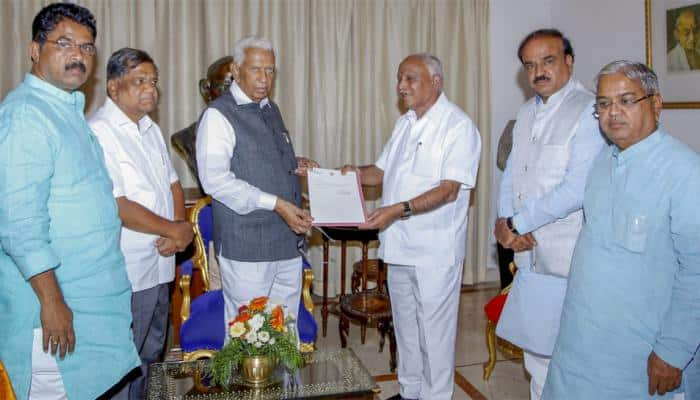Hall of short fame: Yeddyurappa not alone to serve as CM for just a few days