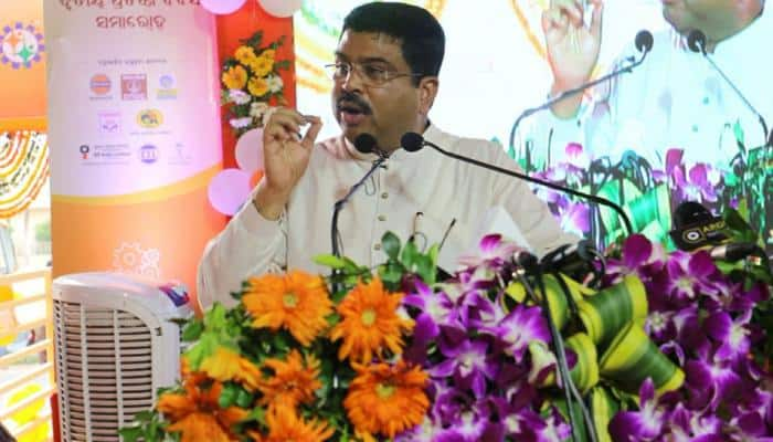 Increase in fuel prices due to reduced production of oil in OPEC, solution soon: Union Petroleum Minister Dharmendra Pradhan
