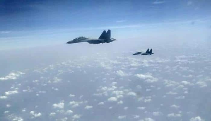 IAF's Sukhoi Su-30 MKIs can detect and track Chinese Chengdu J-20 stealth fighters