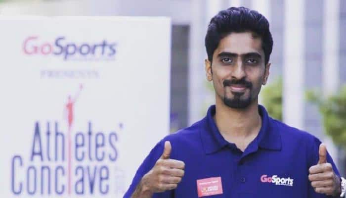 G Sathiyan-Sanil Shetty settle for doubles table tennis silver in Thailand