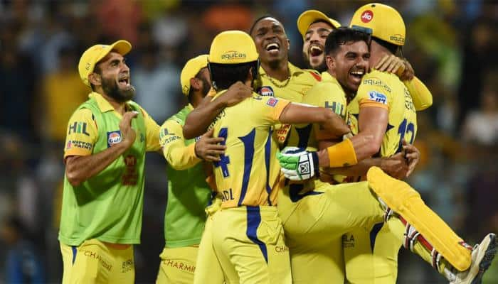 IPL 2018: CSK beat SRH by two wickets to enter final