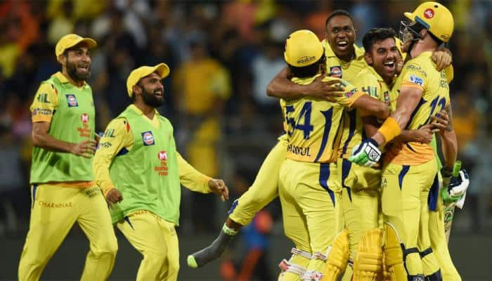 IPL 2018 qualifier 1: Faf du Plessis shines as CSK beat SRH to enter seventh final