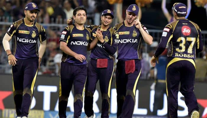IPL 2018: KKR choke Rahane, enter Qualifier-II with a 25-run win over RR