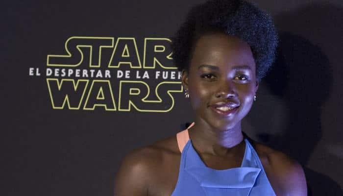 Lupita Nyong'o petitioned in high school so female students could wear make-up