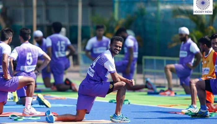 Hockey India names 48 players for camp ahead of FIH Champions Trophy