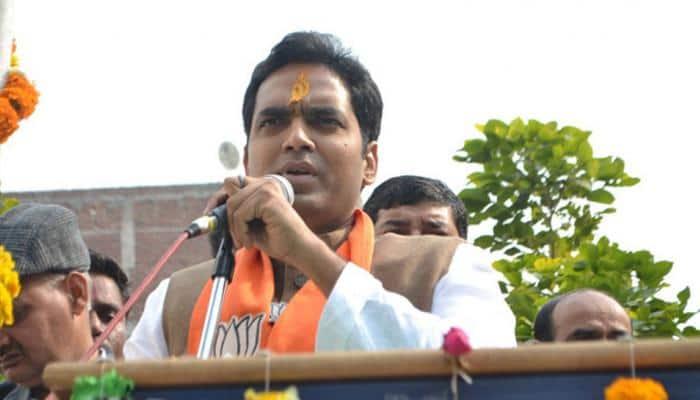 UP MLA Pankaj Singh, son of Rajnath Singh, receives death threat