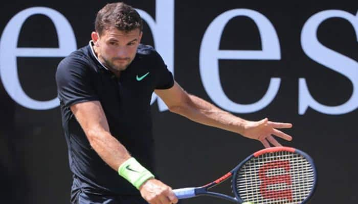 Grigor Dimitrov too strong for Egyptian lucky loser at French Open