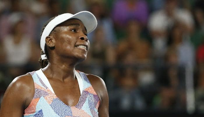 French Open: Venus Williams knocked out by China's Wang Qiang in first round