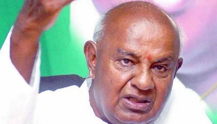 JDS offered support, but Congress insisted on Kumaraswamy as Karnataka CM: Deve Gowda