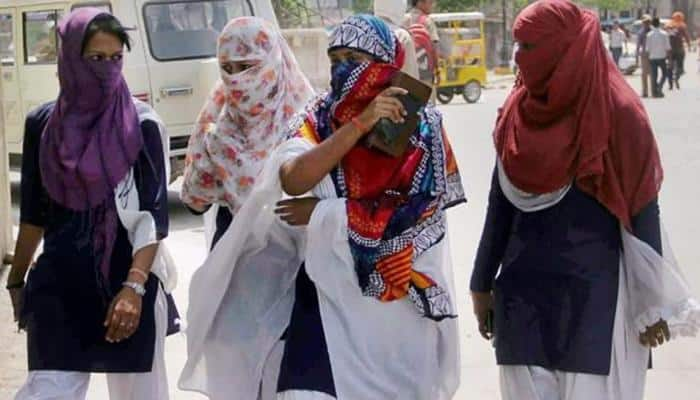 Heat wave continues unabated in North India with mercury crossing 45-degree mark