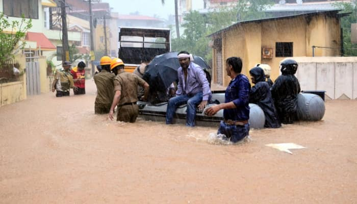 Pre-monsoon rains lash coastal Karnataka, schools and colleges remain shut