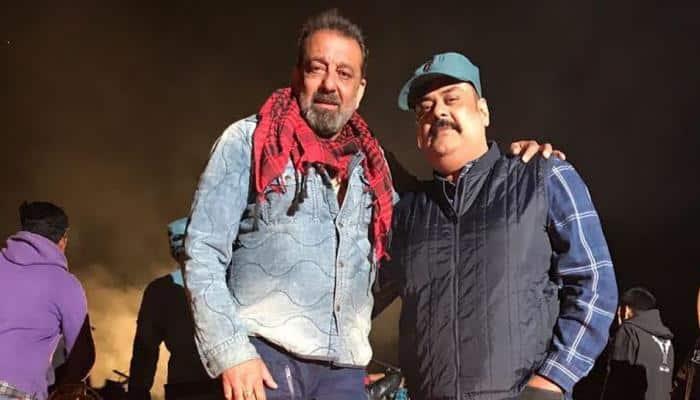 Sanjay Dutt wraps up major shooting schedule of Torbaaz