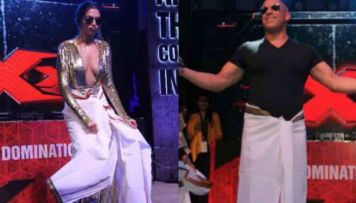 Deepika Padukone's 'lungi' dance to feature in Vin Diesel's xXx4?