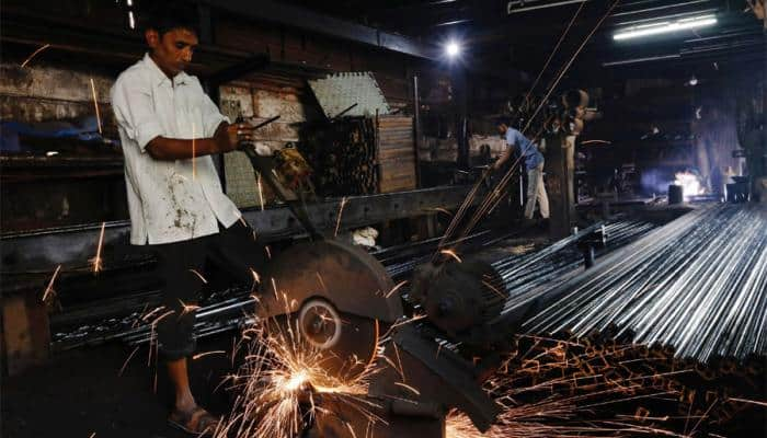 Eight infra sectors record 4.7% growth in April